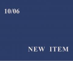 10月06日 入荷商品